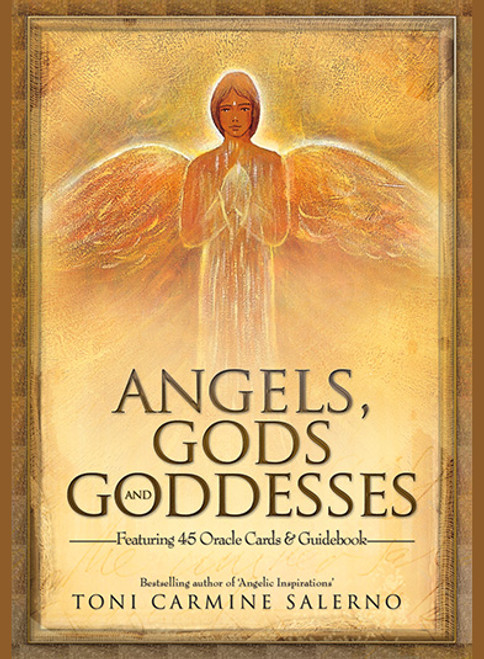 Angels, Gods And Goddess Oracle Cards
