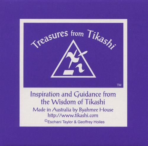 Treasures from Tikashi Cards