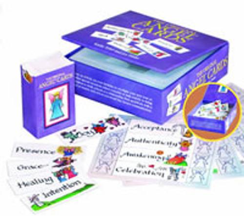 Angel Cards Cards (Expanded) - Joy Drake