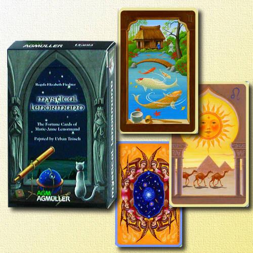 Mystical Lenormand Cards