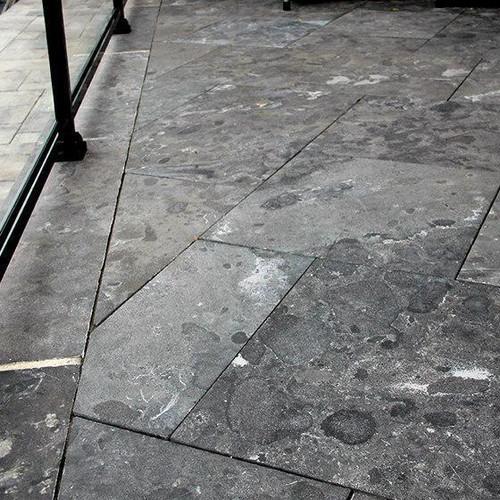 Antique Limestone Sq Cut