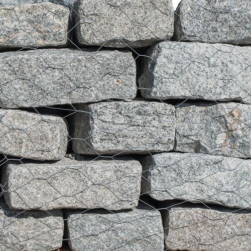 "Belgium Jumbo Cobble Grey 4"" X 8"" X 8"" Approx Per Piece"
