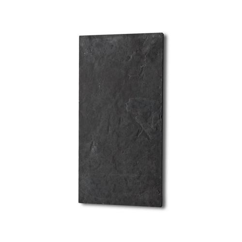 "Black Limestone Curb 31"" X 6"" X 6"""