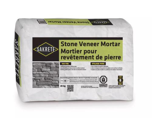 Sakrete Stone Veneer Mortar 20 Kg Bag