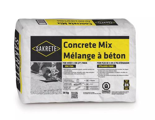 Sakrete Concrete Mix 30 Kg Bag