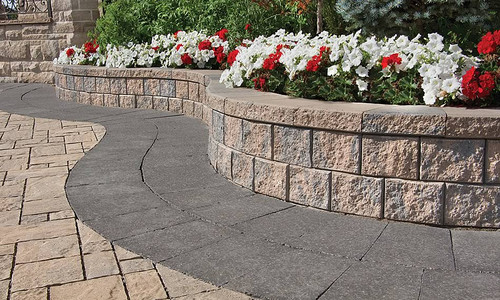 Parkwall Tapered Unit