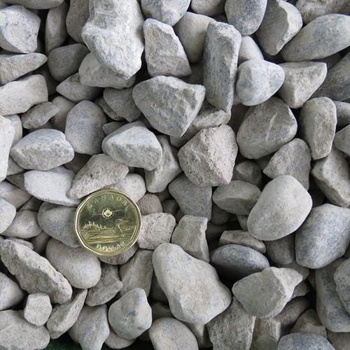 Bulk 3/4 Clear Limestone