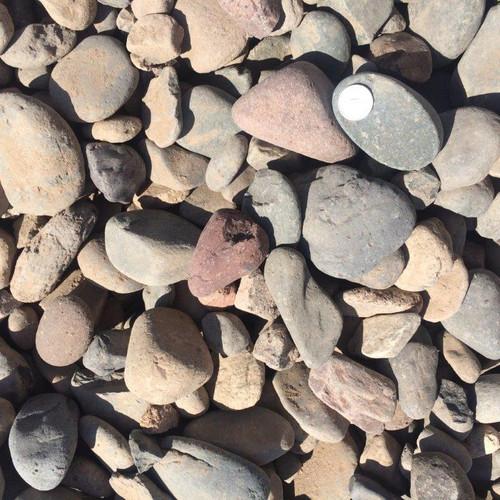 "Bulk River Rock 1"" - 3"""