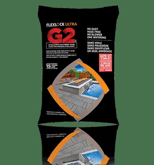 Polymeric Sand Onyx Black G-2 Flexlock Ultra G-2