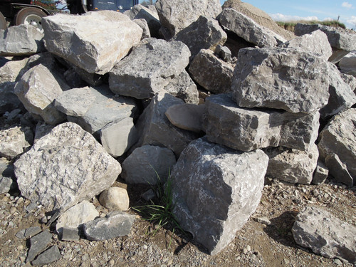 Sugar Cube Armour Stone (Per Ton)