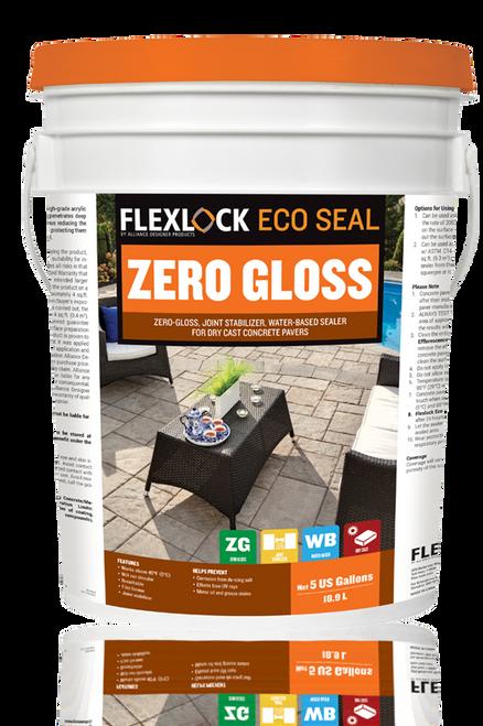 Sealant Flexlock Ecoseal Zero Gloss 18.9L
