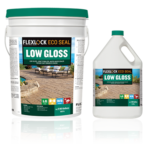 Sealant Flexlock Ecoseal Low Gloss 3.78L