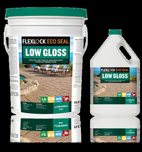 Sealant Flexlock Ecoseal Low Gloss 18.9L