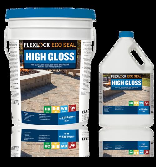 Sealant Flexlock Ecoseal High Gloss 3.78L
