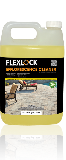 Cleaner Efflorescence 3.78L Flexlock