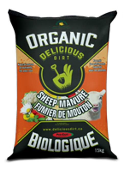 Organic Sheep Manure 15kg