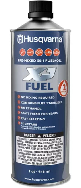 Husqvarna pre mix fuel