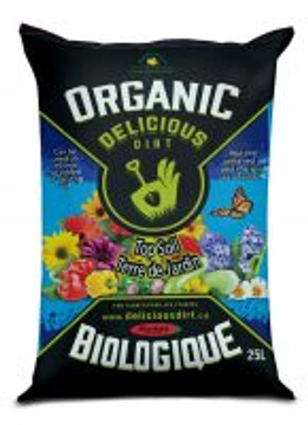 Organic Top Soil 25L