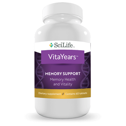 VitaYears™ Memory Support Supplement