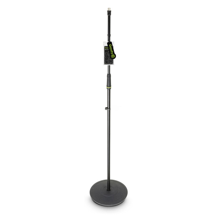 Gravity GMS23 Microphone Stand (Round Base)
