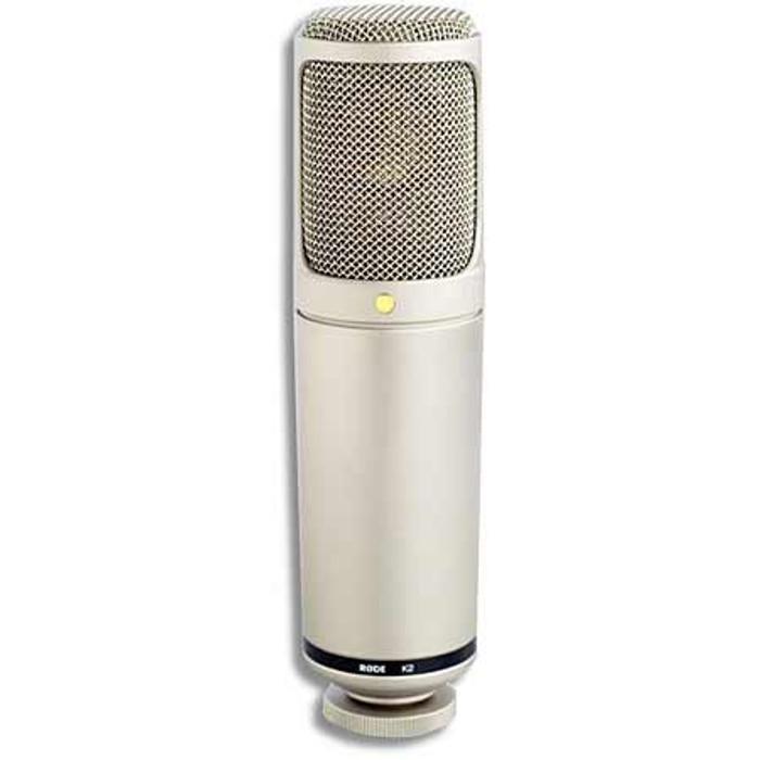Rode K2 Valve Studio Condenser Microphone