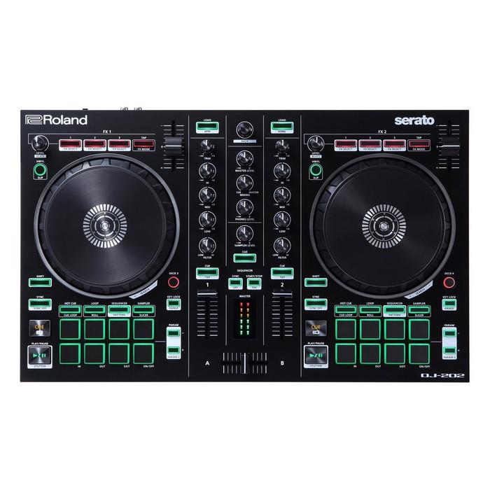 Roland DJ-202 Front