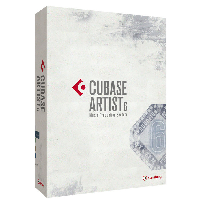 Steinberg Cubase Artist 6.5 Full Retail - DAW Software