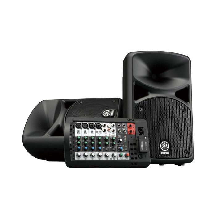 Yamaha Stagepas 400BT Package