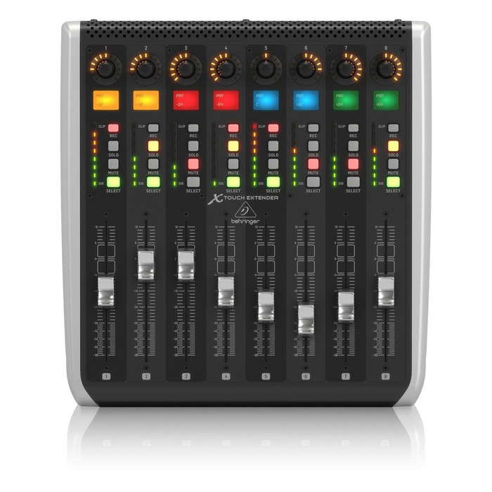 Behringer X-Touch Extender Front