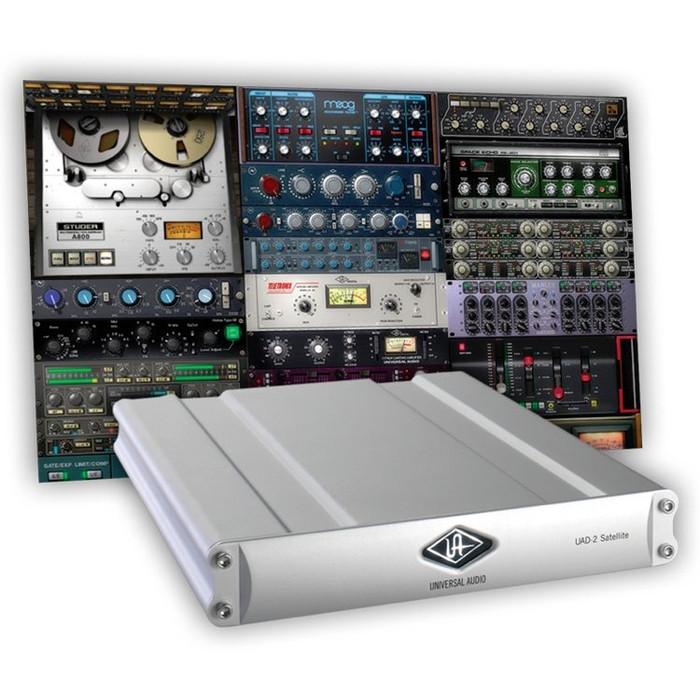 Universal Audio UAD-2 Satellite QUAD Flexi Firewire