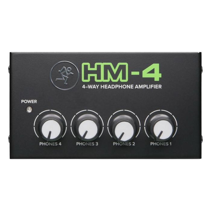 Mackie HM-4 Top