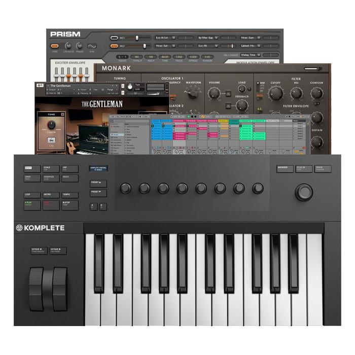Native Instruments Komplete Kontrol A25 Software