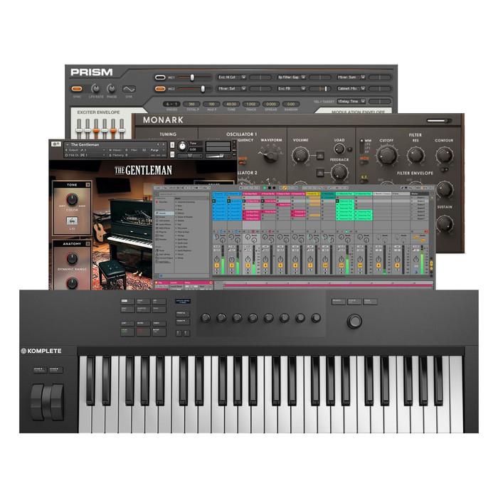 Native Instruments Komplete Kontrol A49 Software