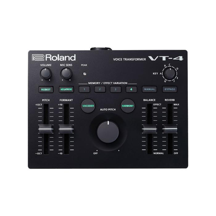 Roland VT-4 Voice Transformer Top