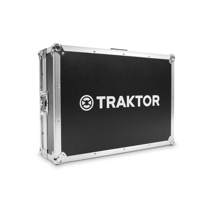 Native Instruments Traktor Kontrol S4 MK3 Flightcase Angle