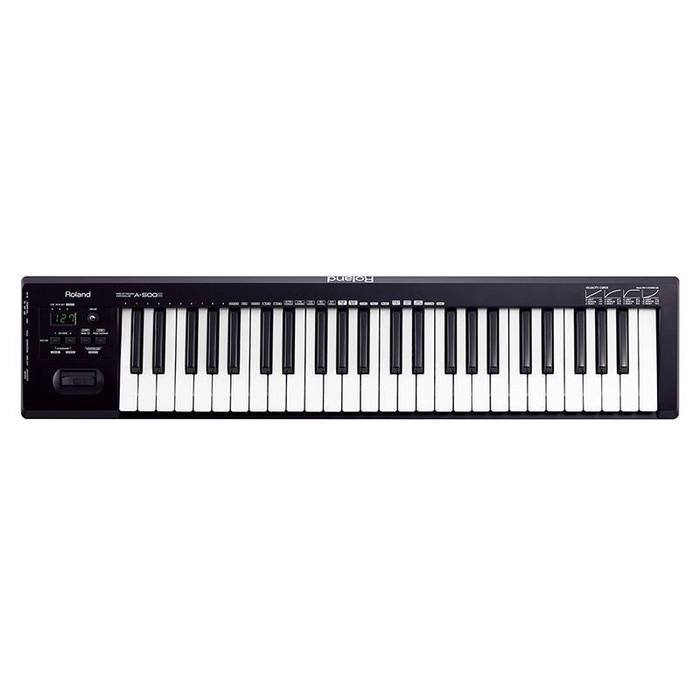 Roland A500S USB MIDI Keyboard Controller Top