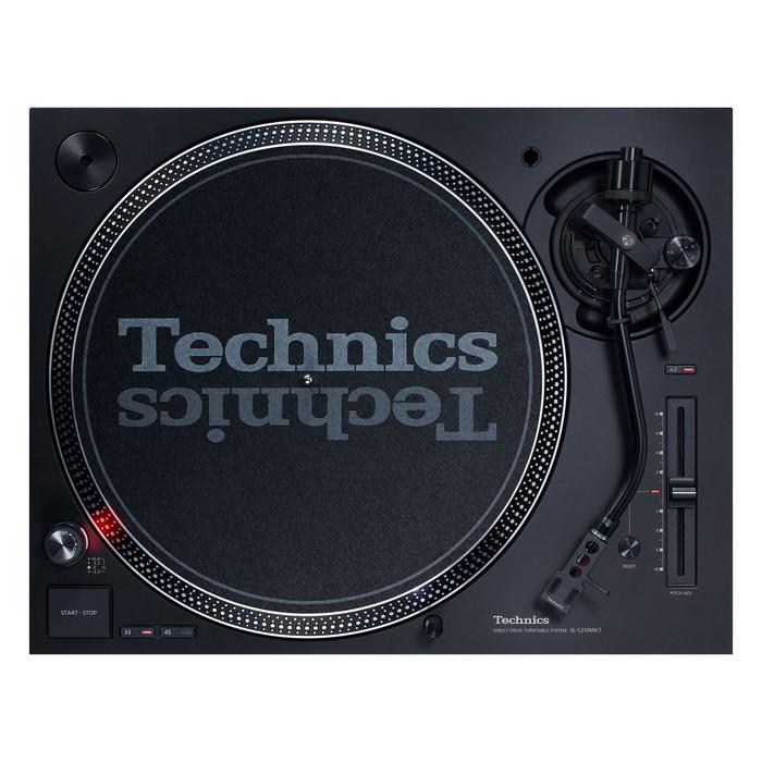Technics SL-1210 MK7 Top
