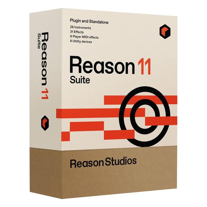 Propellerhead Reason 11 Suite Box