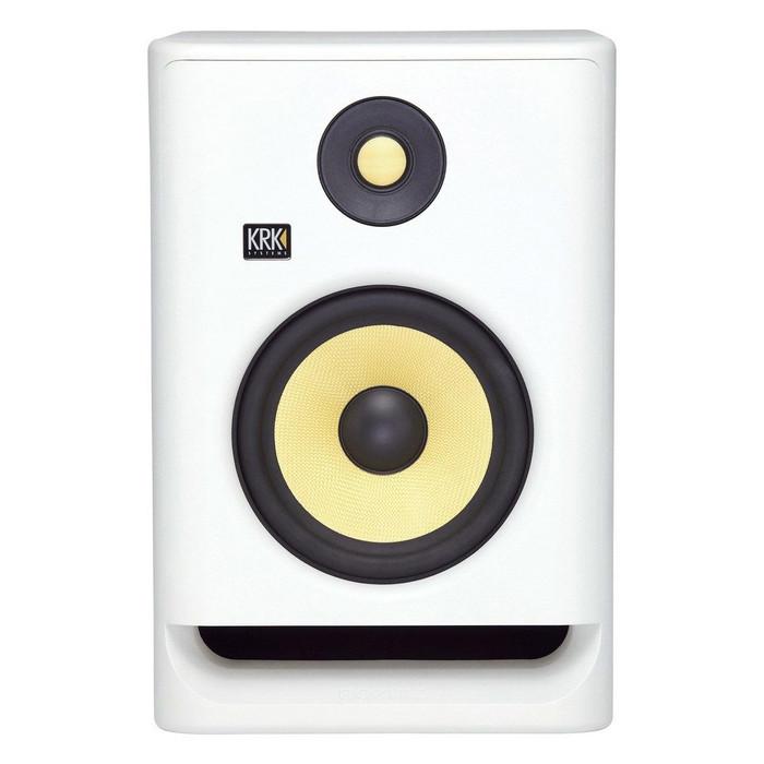 KRK Rokit RP7 G4 White Noise (Single) Front