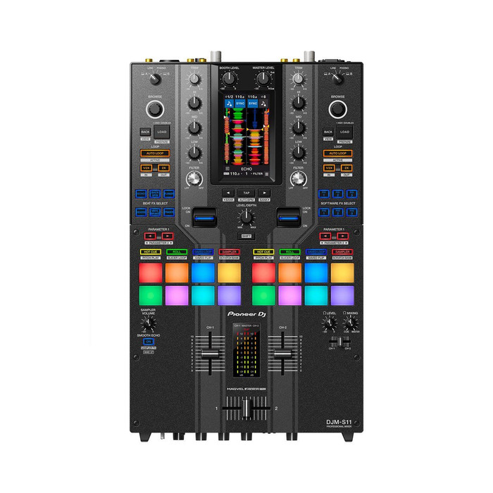 Pioneer DJM-S11 Special Edition Top