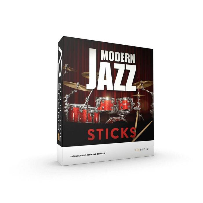 Addictive Drums 2: Modern Jazz Sticks ADpak 1
