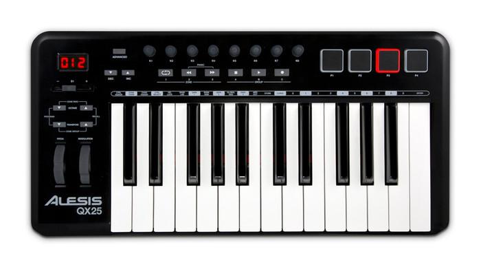 Alesis QX25 - USB MIDI Keyboard