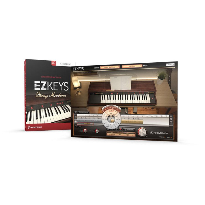 Toontrack EZKeys String Machine (Download) 1
