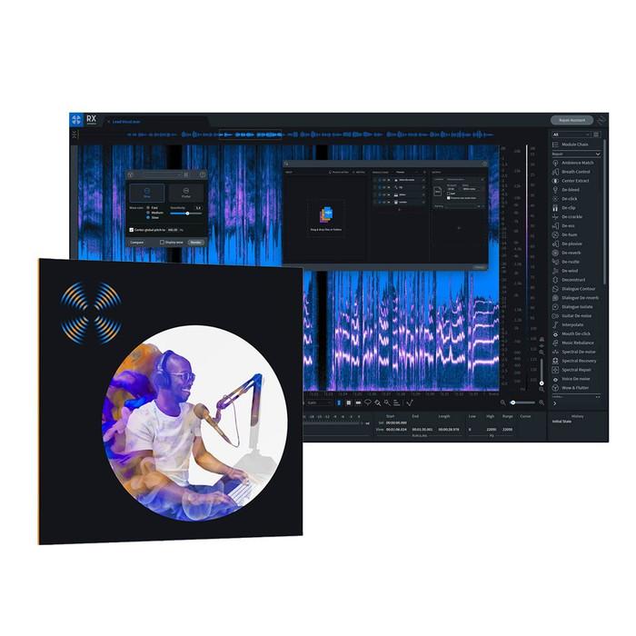 iZotope RX 8 Advanced (Download)
