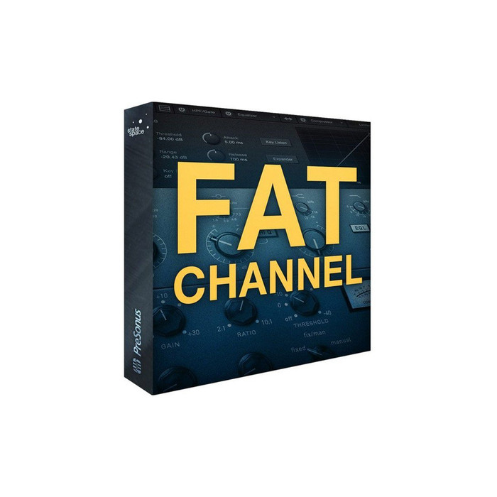 Presonus Fat Channel XT (Download) 1