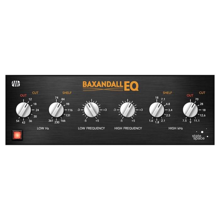 Presonus Baxandall EQ (Download) 1