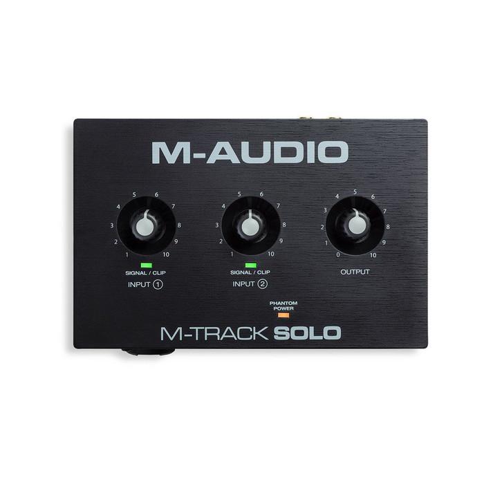 M-Audio M-Track Solo 2