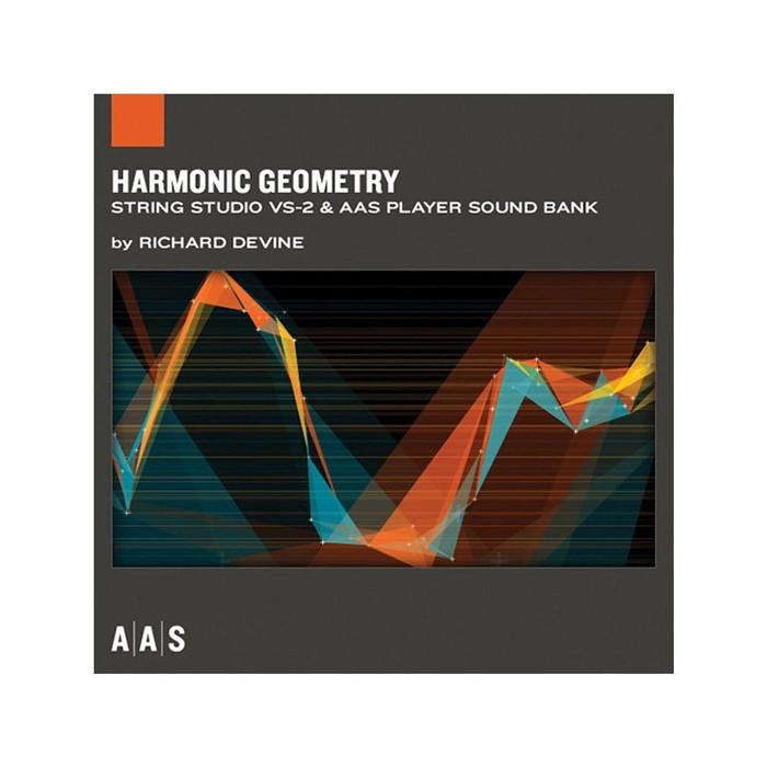 AAS Harmonic Geometry (Download) 1