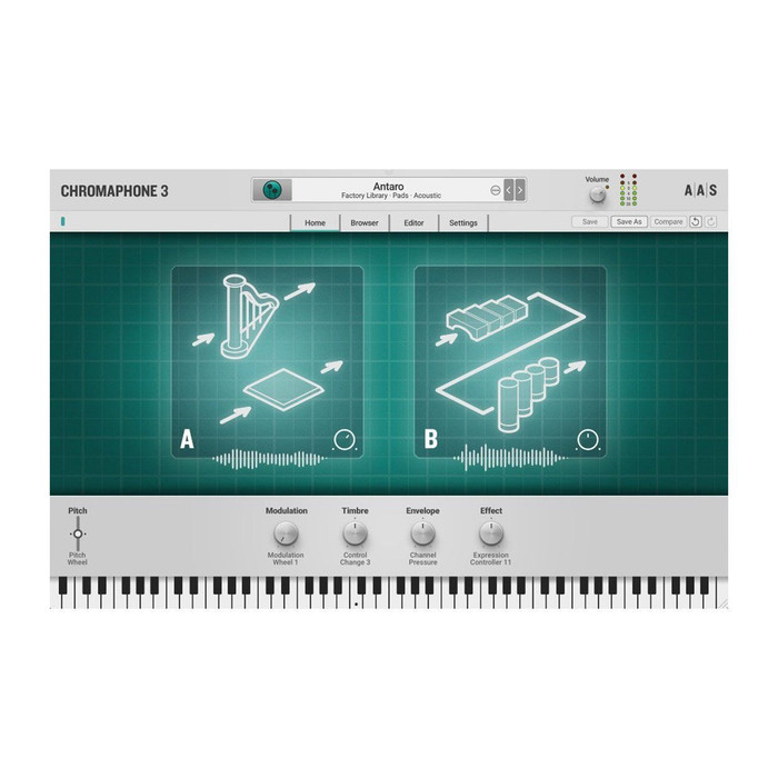 AAS Chromaphone 3 Upgrade (Download) 1