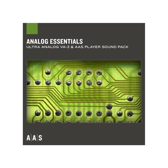 AAS Analog Essentials (Download) 1